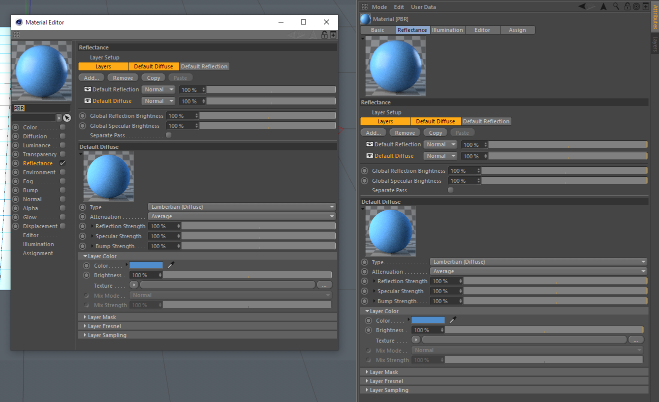 Cinema4D: Digital Material Basics - Horst Sondermann